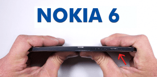 Wow! Nokia 6 Survives Durability Test - Watch The Video