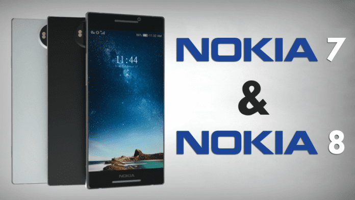 Nokia 7 And Nokia 8 To Sport Snapdragon 660, New Metal Unibody Design