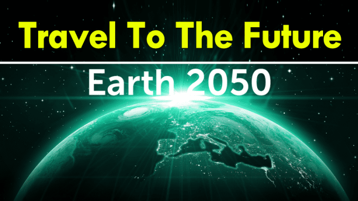 Now You Can Travel To The Future With This Website