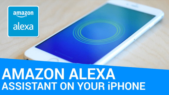 Now You Can Use Alexa Voice Assistant On Your iPhone