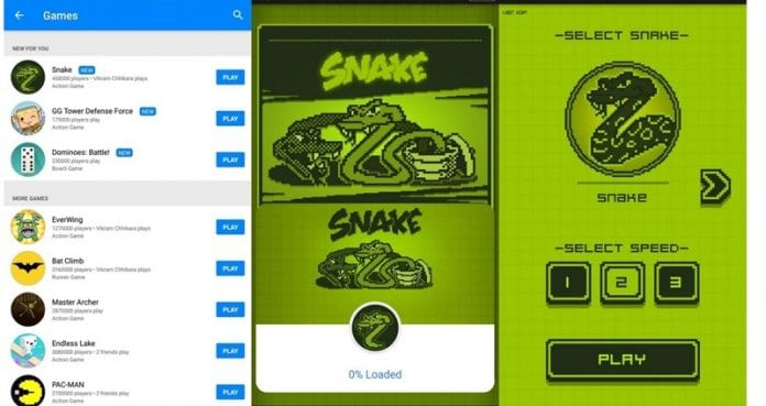 How to Play Nokia's Snake Game on Facebook Messenger
