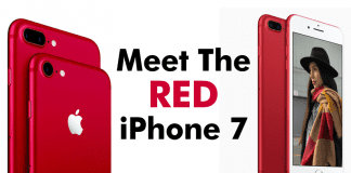 Apple Just Launched Red iPhone 7 And It Looks Amazing!