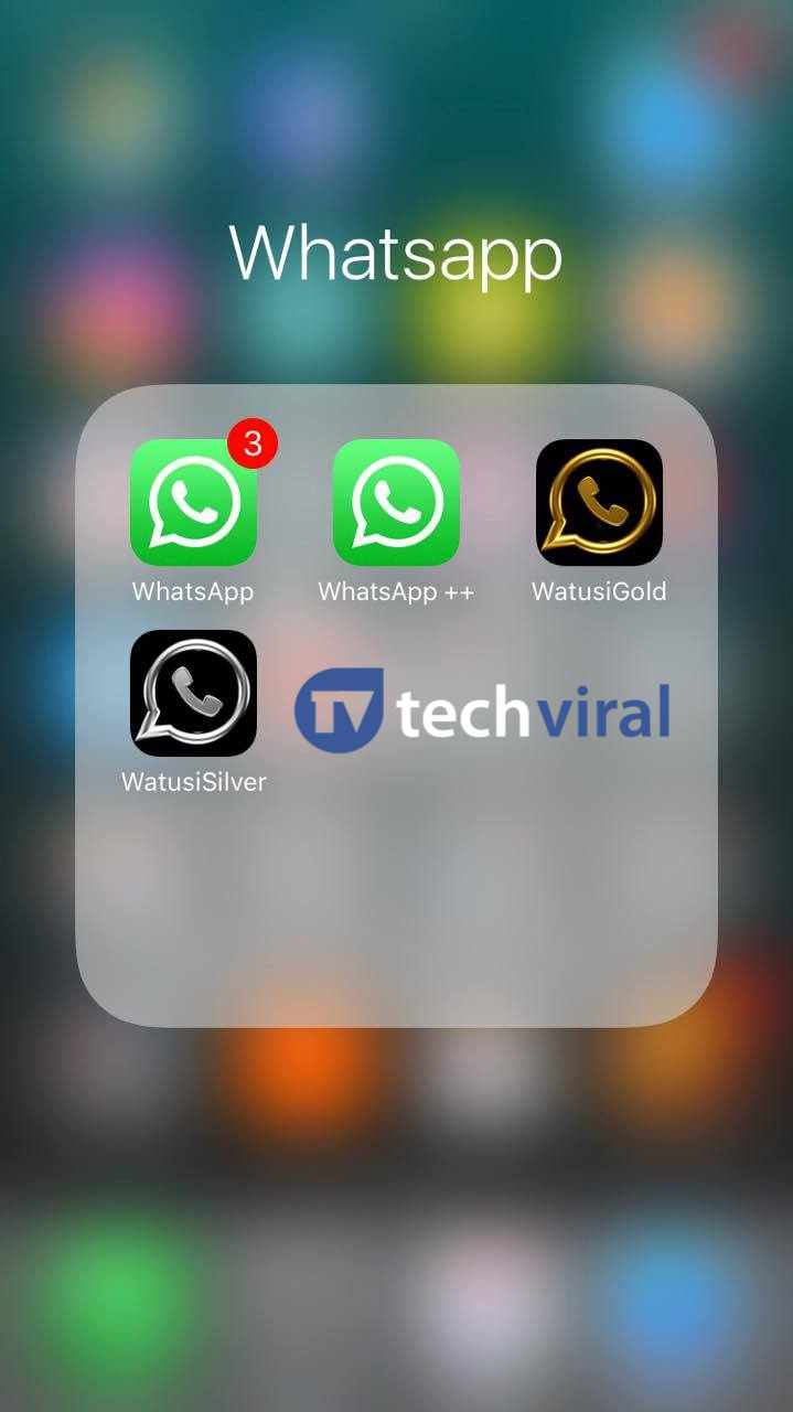 Run Multiple WhatsApp on iPhone