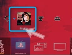 Set Your Online Status on the PlayStation 4