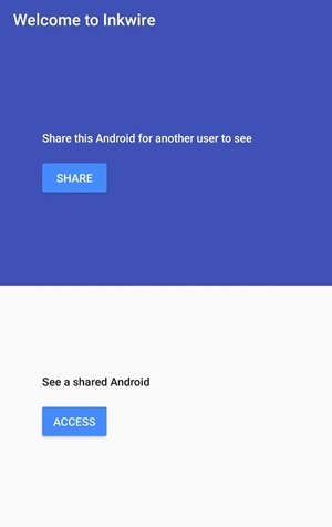 Share Android Screen