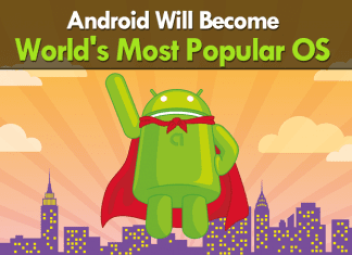 Soon Android Will Become World's Most Popular Operating System