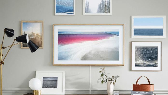 The Frame: Samsung's New 4K TV Transforms Into
