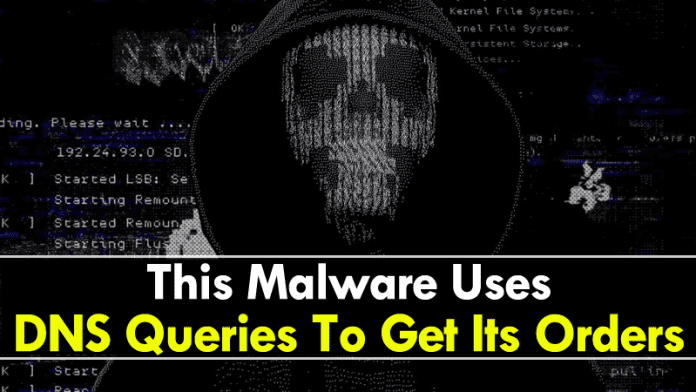 This Fileless Malware Uses DNS Queries To Carry Out PowerShell Commands
