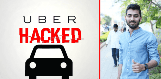 This Indian Hacker Finds A Bug In Uber That Allows Free Rides For Life