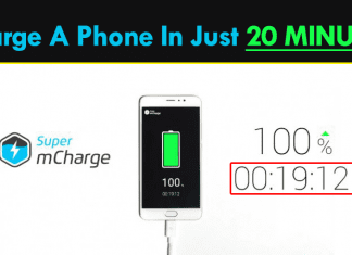 This New Technology Can Fully Charge A Phone In Just 20 Minutes
