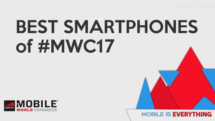 Top 5 Best Smartphones Of The MWC 2017