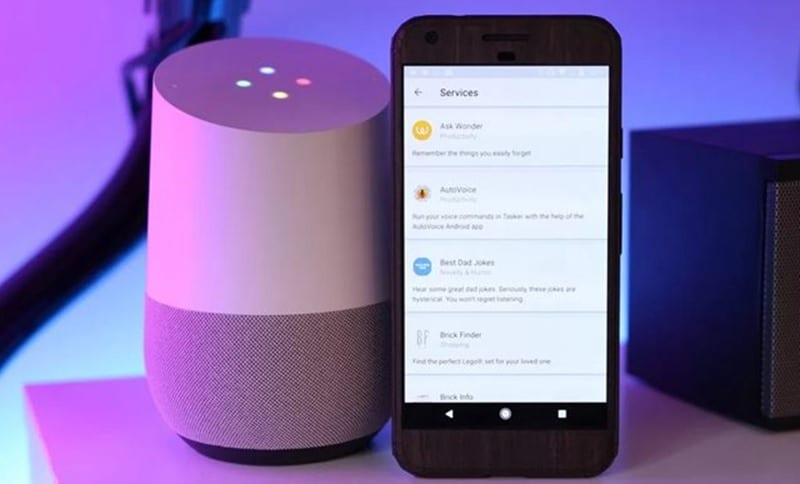 Use Google Home to Remember Where You Put Your Stuff