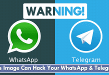 Warning! This Image Can Hack Your WhatsApp And Telegram Accounts
