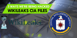 WikiLeaks CIA Files: 5 Ways We Are Being Hacked!