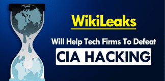 WikiLeaks Will Work With Tech Firms To Defeat CIA Hacking