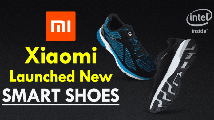 Xiaomi Just Launched New Smart Shoes With Intel Processor
