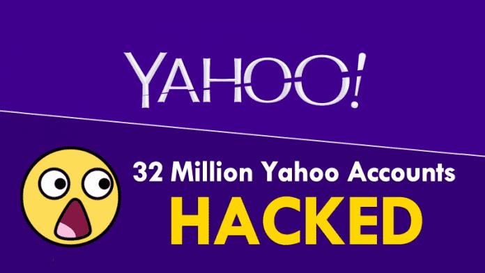 Yahoo Confirms 32 Million Accounts Hacked As CEO Sacrifices Annual Bonus