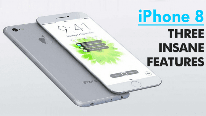 iPhone 8: Top 3 Features That Proves It's Going To Be *Insane*