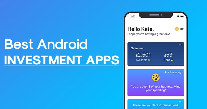 investment apps - Best Android Tricks 2019 & Android Hacks