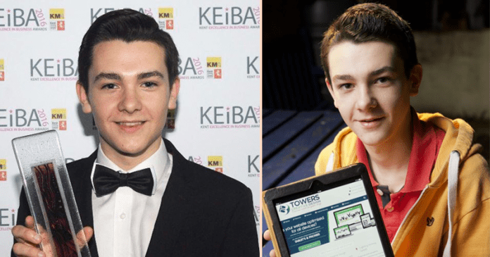 18-Year-Old Becomes Millionaire After Selling The Company He Created In His Bedroom