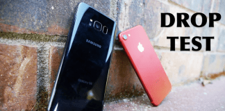 Samsung Galaxy S8 & iPhone 7 Drop Test! Guess Who Is The Winner?