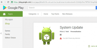 """Google Just Removed """"System Update"""" Malware Living On Play Store For 3 Years"""