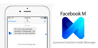 Facebook Launches Digital Assistant *M* For Messenger