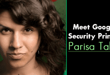 Meet Parisa Tabriz, The 'Security Princess' Of Google