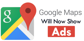 Google Maps Will Now Show Advertisements