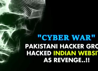 Pakistani Hacker Group *HACKED* Indian Websites As Revenge!