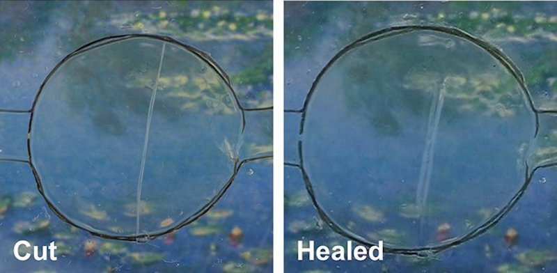 Heal - Smartphones With SELF-HEALING Screens To Be A Reality Soon