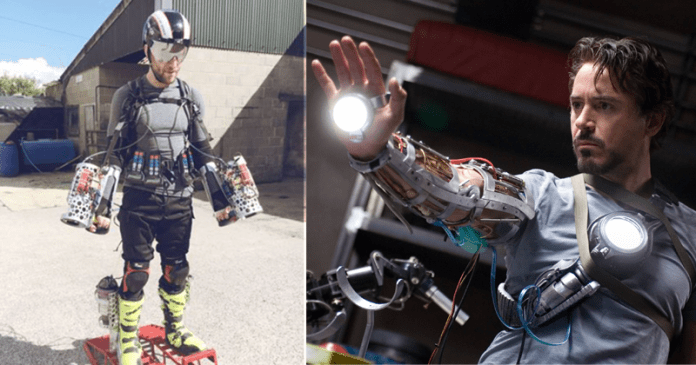 Man Who Created Iron Man Suit Takes Flight At Ted