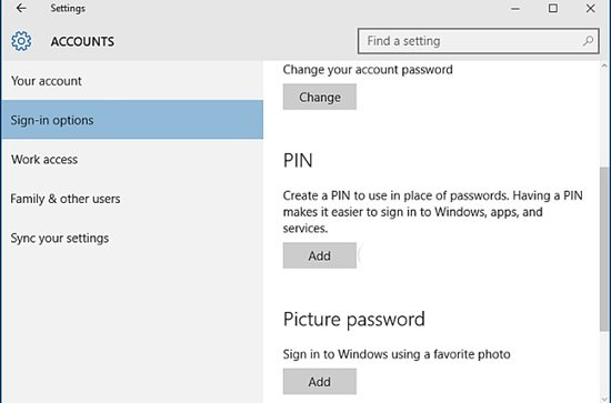 Improve Facial Recognition in Windows 10