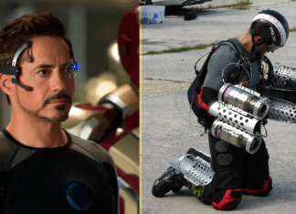 This Man Created An *INSANE* Flying Iron Man Suit