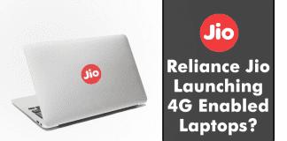 Reliance Jio Working On Apple MacBook-Like Laptops