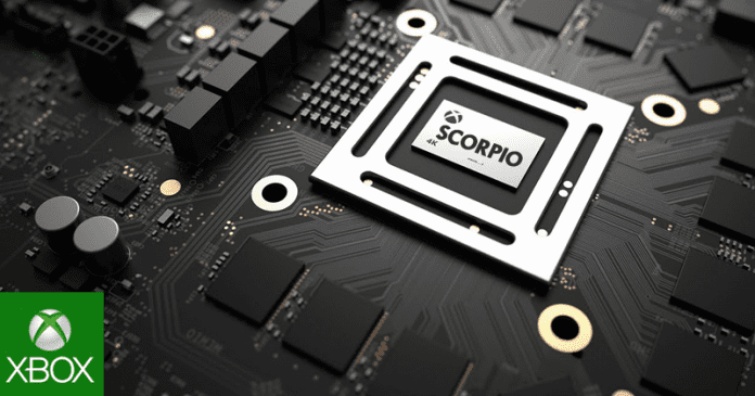 Microsoft To Unveil Xbox Scorpio This Week