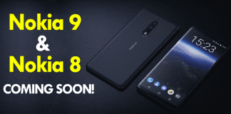 Nokia 9 & Nokia 8 Get Leaked In Images, Showcase Thin Bezels, Dual Cameras