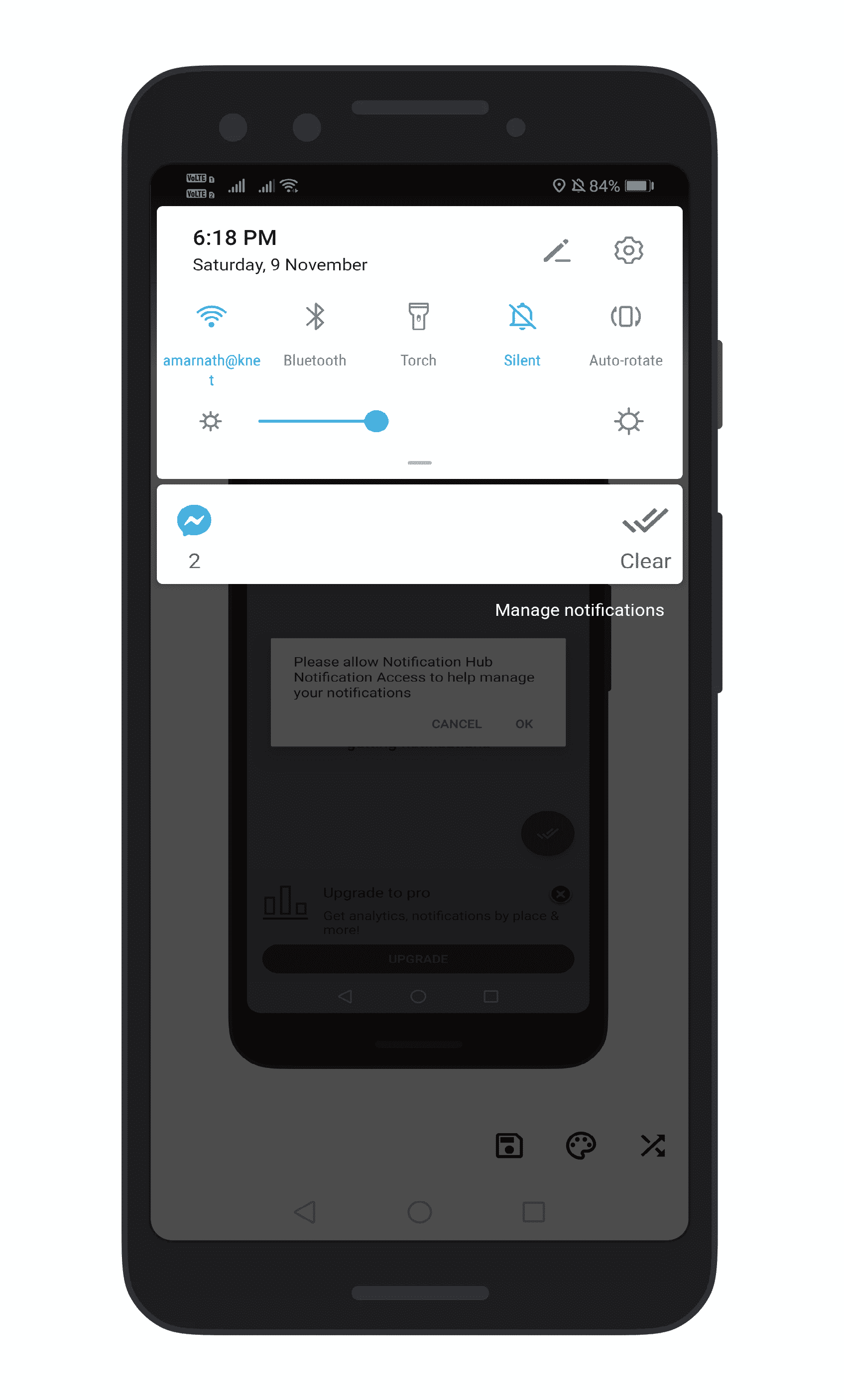 Keep Android's Notification Tray Clean and Clear with Centralized Hub