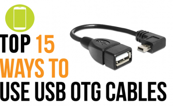 Top 15 Uses Of OTG Cable That You Should Know