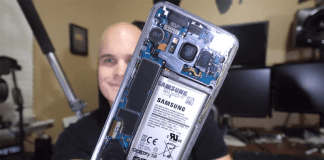 Someone Just Made A Transparent Samsung Galaxy S8