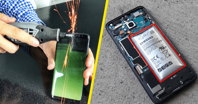 Samsung Galaxy S8 Battery Swells In This New Video