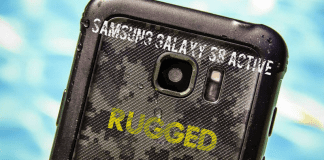 Samsung Is Reportedly Preparing A Rugged Version Of Galaxy S8