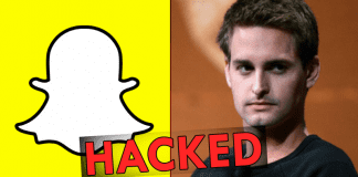 Indian Hackers Leaks 1.7 Million Snapchat Users' Data
