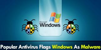 Webroot Blocked Millions Of PCs By Flagging Windows As Virus