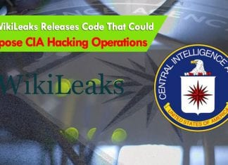 WikiLeaks Releases Code That Could Expose CIA Hacking Operations