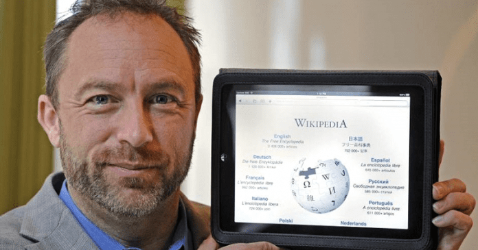 Man Who Founded Wikipedia Launches A New Website