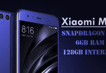 Xiaomi Mi 6 Launched With Snapdragon 835, 6GB RAM, 128GB Internal