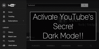 YouTube Has A Secret *Dark Mode* - Here's How You Can Activate It!