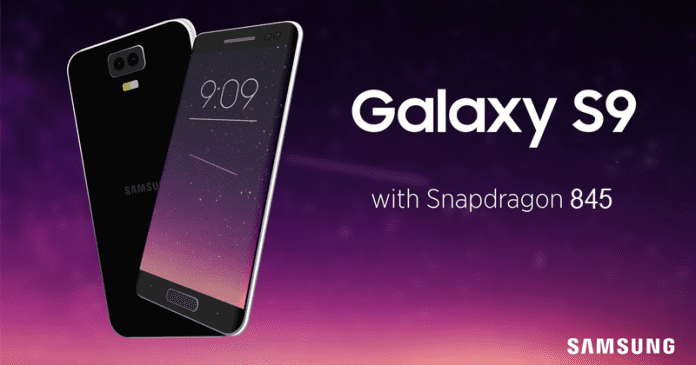 Samsung Galaxy S9 To Feature Snapdragon 845 Processor