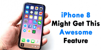 iPhone 8 Might Be Getting This Never-Seen-Before Feature
